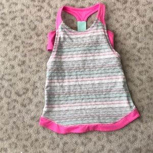 Girls athletic ivivva tank top